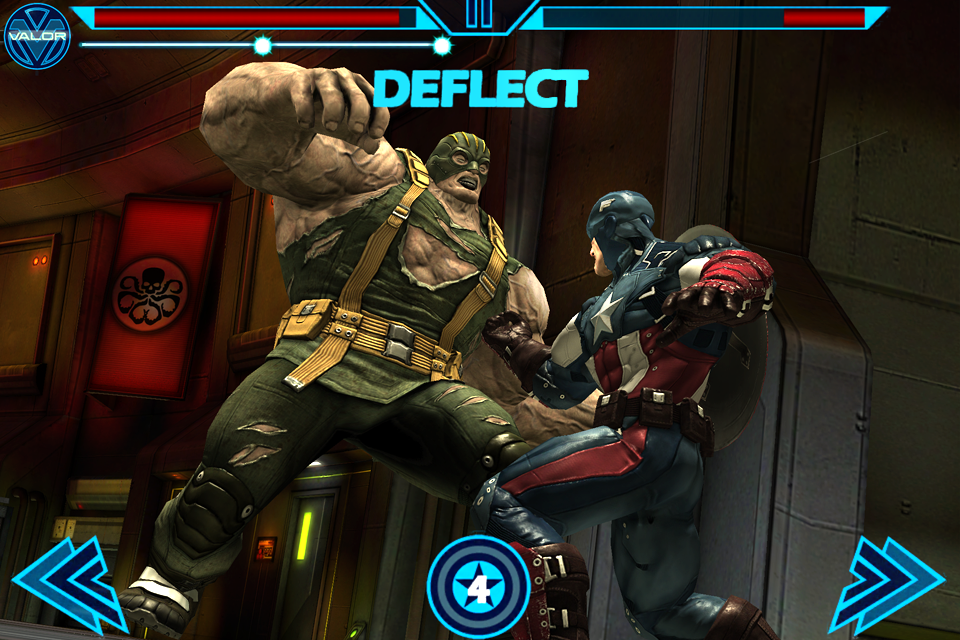 Avengers Initiative iPhone