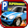 3D Car Parking Simulator Game - Real Limo and Monster Truck Driving Test Park Racing Games Free logo